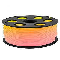 PLA пластик филамент 1,75 мм. Bestfillament (1кг.) цвет переходный