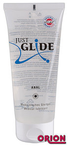 "Анальная гель-смазка ""JUST GLIDE Anal"", на водной основе, 200 мл, Германия"