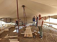 Палатка из брезента армейская, фото 1