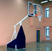 Стойка баскетбольная передвижная складная (с гидравлическим механизмом)