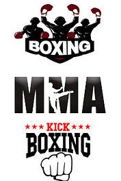 Бокс, ММА, кикбоксинг
