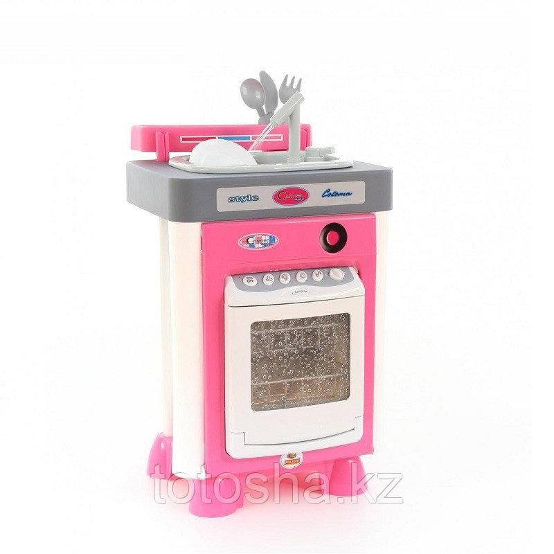 """Набор """"Carmen"""" №3 с посудомоечной машиной и мойкой (в пакете) 47946"""