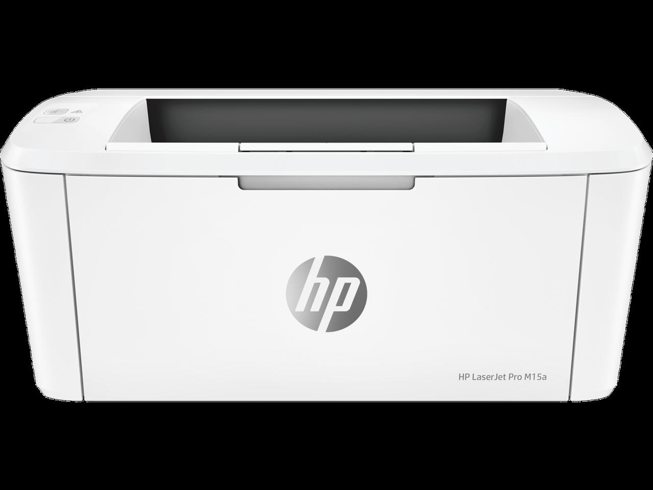 HP W2G50A Принтер лазерный черно-белый LaserJet Pro M15a (A4)