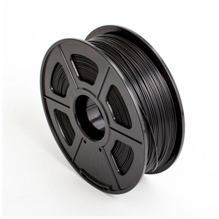 Пластик для 3D принтеров ABS, SUNLU, черный