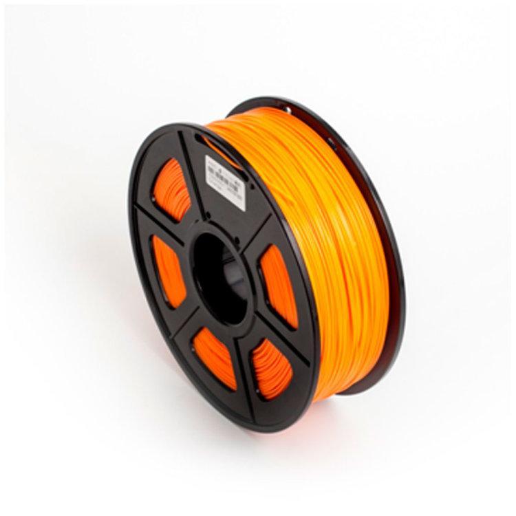 Пластик для 3D принтеров PLA, SUNLU, оранжевый