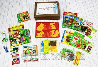 """Развивающие наборы """"В лесу"""" от 3 х лет.Отличный подарок для ребенка!"""