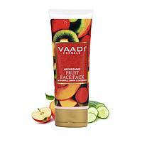 Освежающая фруктовая маска для лица