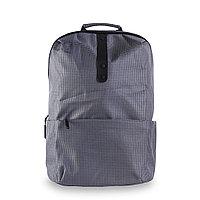 Рюкзак для ноутбука Xiaomi College Leisure Shoulder Bag, ZJB4056CN,органайзер, нейлон, Серый