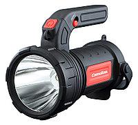 Прожекторный + кемпинг фонарь светодиодный Camelion S32-3R03PCB