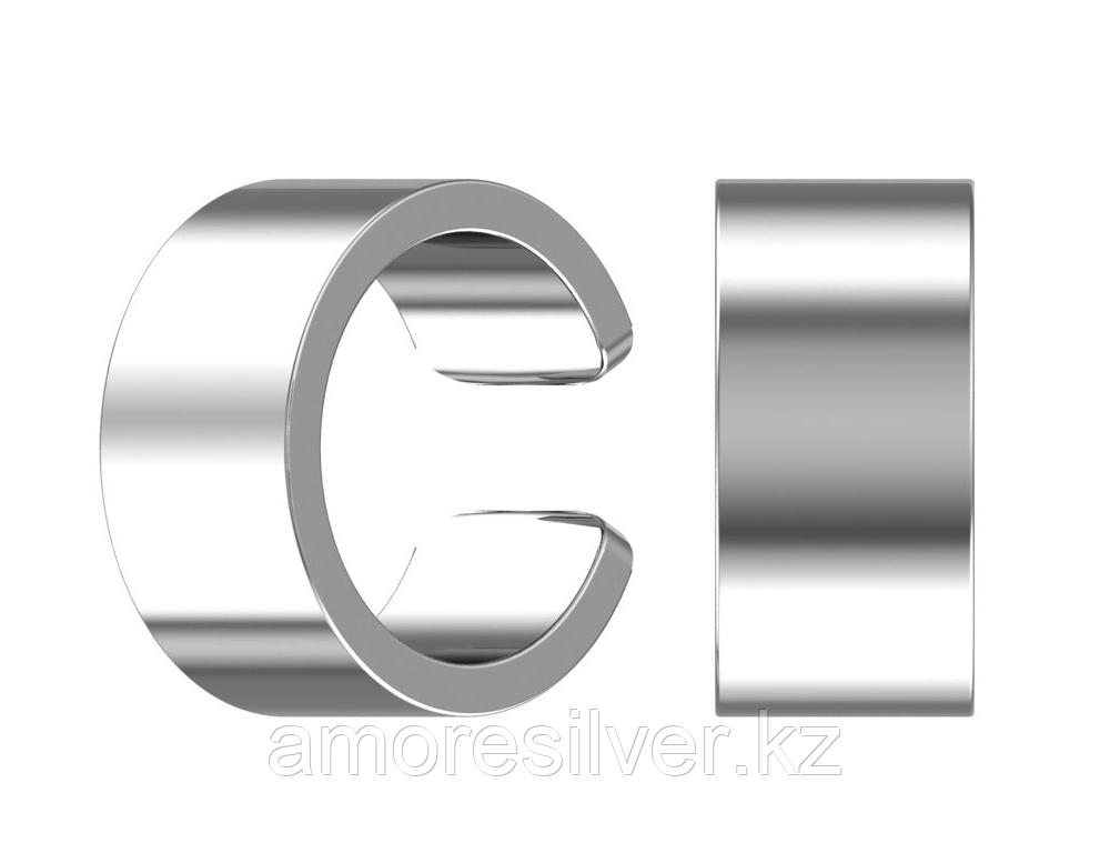 Серьги из серебра   ЗОЛОТЫЕ КУПОЛА 0201379-00245