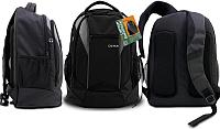 "Рюкзак для ноутбука 15.6"", Canyon, CNR-FNB01, Материал нейлон Цвет черный"