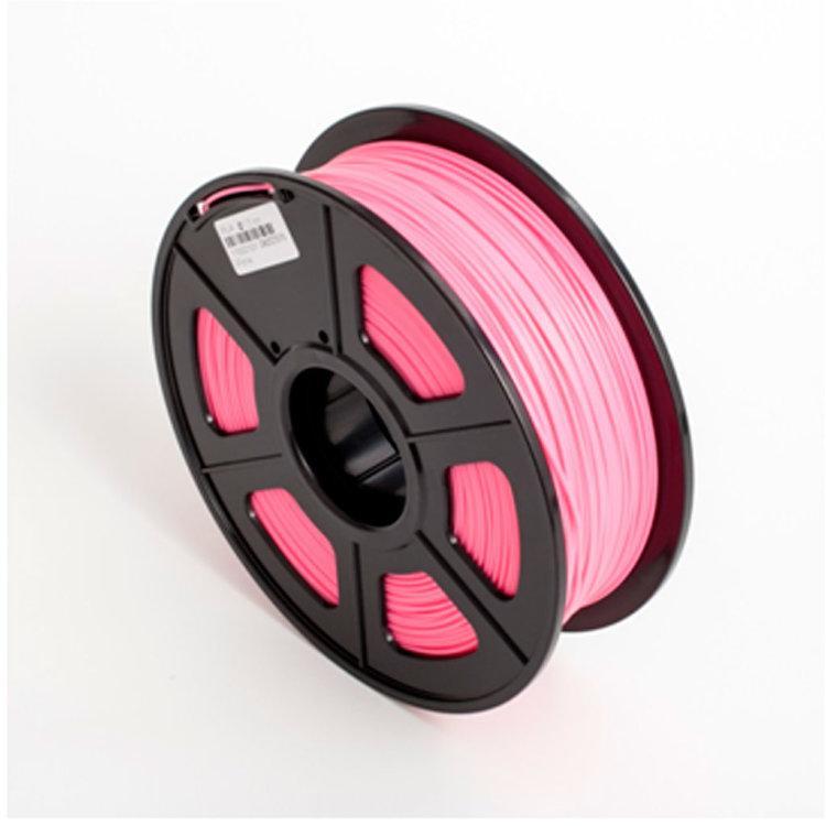 Пластик для 3D принтеров PLA, SUNLU, розовый