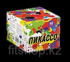 Батарея салютов Пикассо 49 залпов