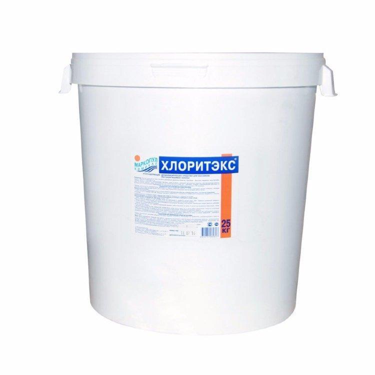 Хлоритекс гранулированный 25 кг (Маркопул)
