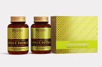 БАД Revitall INDOLE DOUBLE, 2 упаковки по 40 капсул