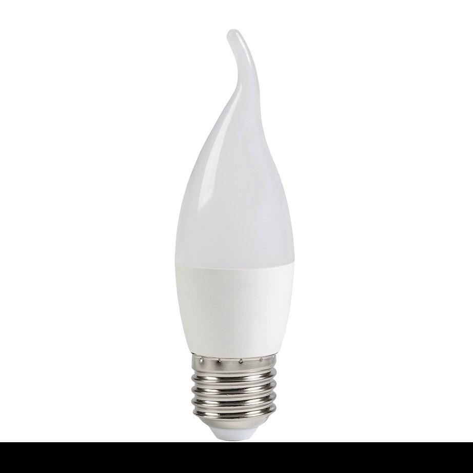 Светодиодная лампа LED 5W цоколь Е14, 6500К