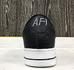 Кроссовки Nike Air Force NBA (Black), фото 2