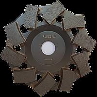 Чашка шлифовальная Tremor 125 мм ALEXDIA