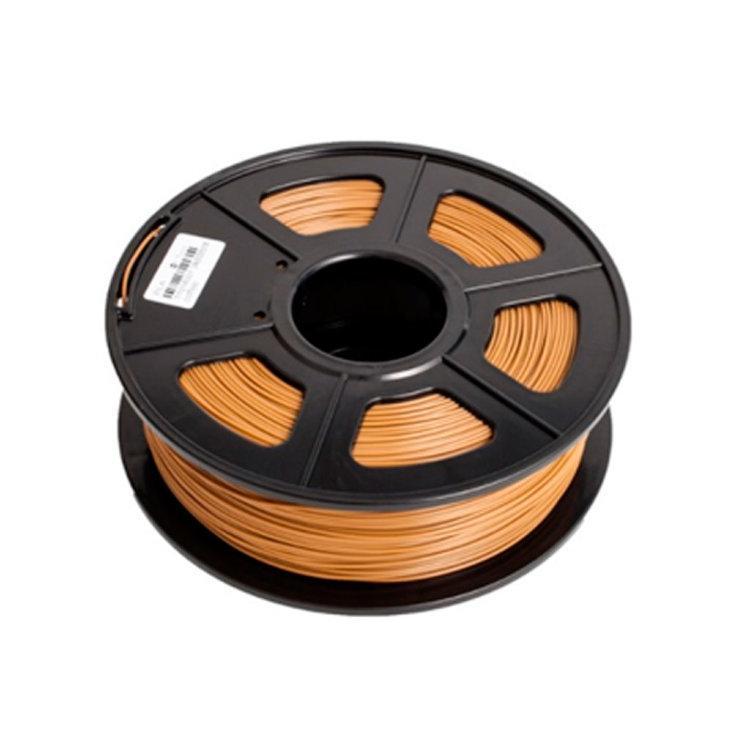 Пластик для 3D принтеров ABS, SUNLU, коричневый