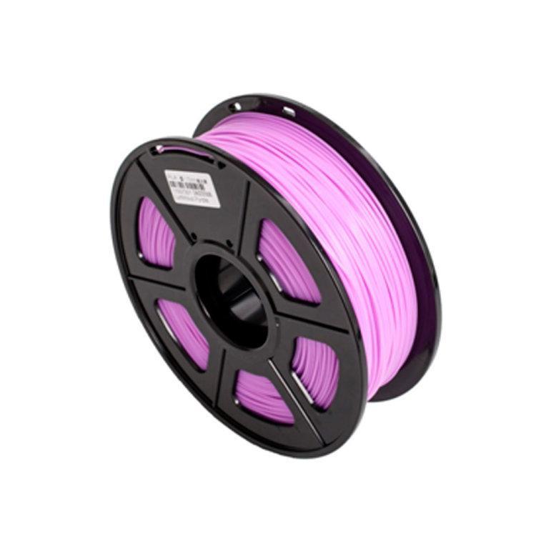 Пластик для 3D принтеров ABS, SUNLU, светящийся, пурпурный