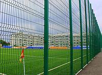 Забор для футбольного поля. Футбольные заборы 3D