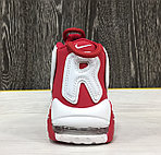 """Кроссовки Nike x Supreme """"Air More Uptempo"""" (Varsity Red), фото 2"""