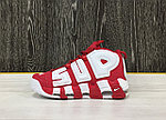 """Кроссовки Nike x Supreme """"Air More Uptempo"""" (Varsity Red), фото 3"""