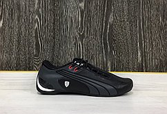 Кроссовки Puma Ferrari Future Cat M2 SF (Black/Grey) 43 размер