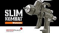 Краскопульты Walcom SLIM KOMBAT HTE