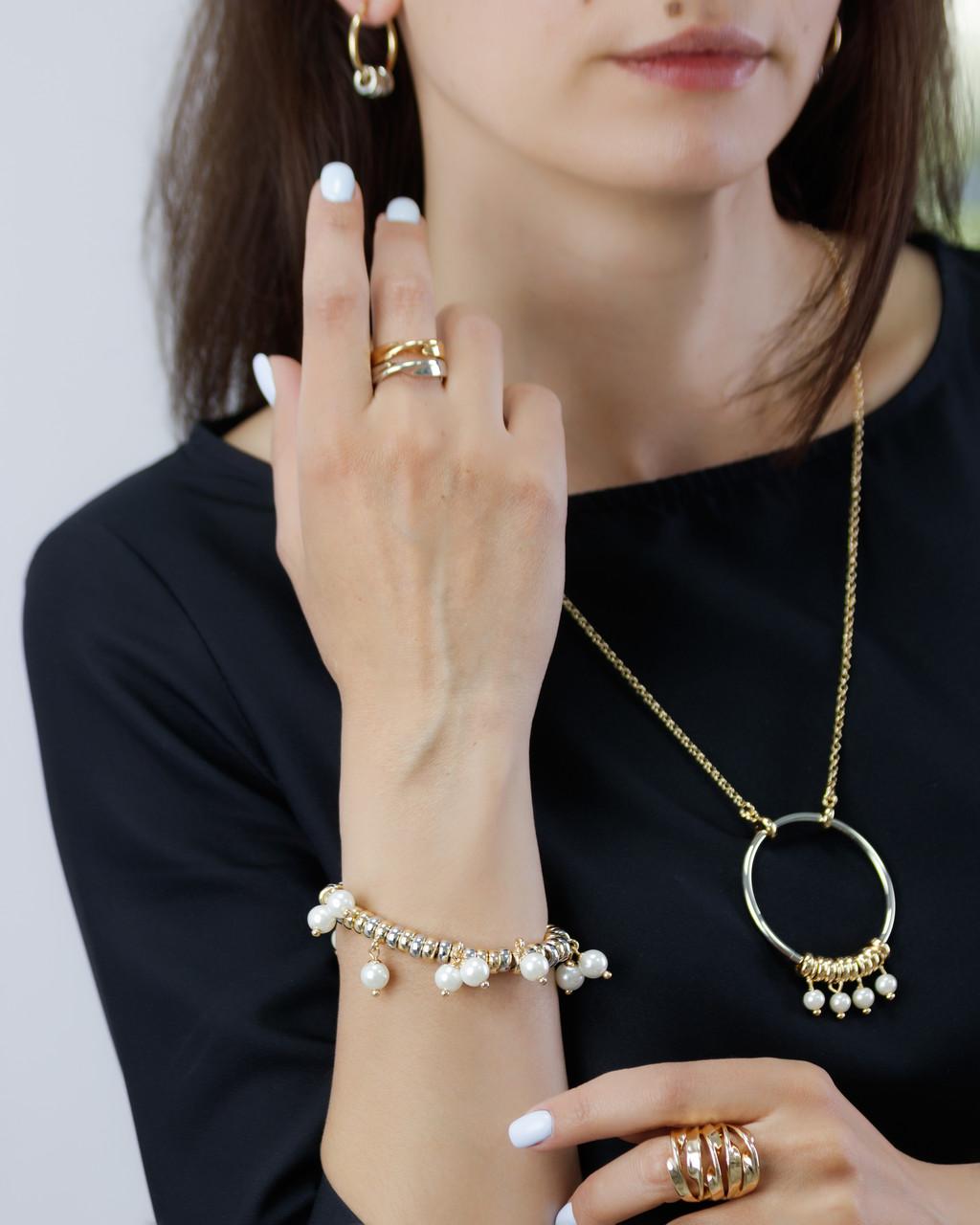 Двойное кольцо Pertegaz