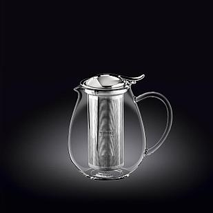 Чайник заварочный 600 мл Thermo Wilmax Нержавеющий фильтр