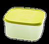 """Емкость для продуктов """"Bio"""" квадратная 1,1 л"""
