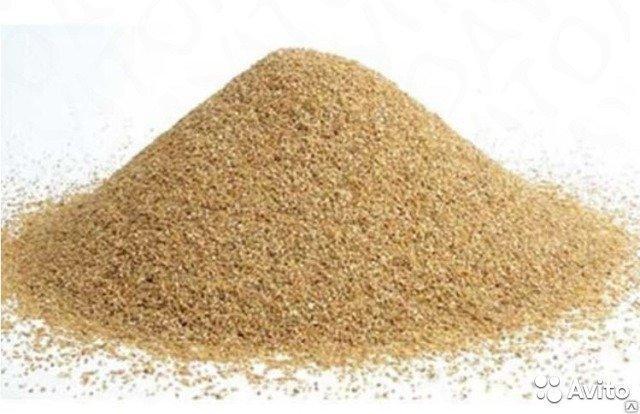 Кварцевый песок для бассейна, фото 2