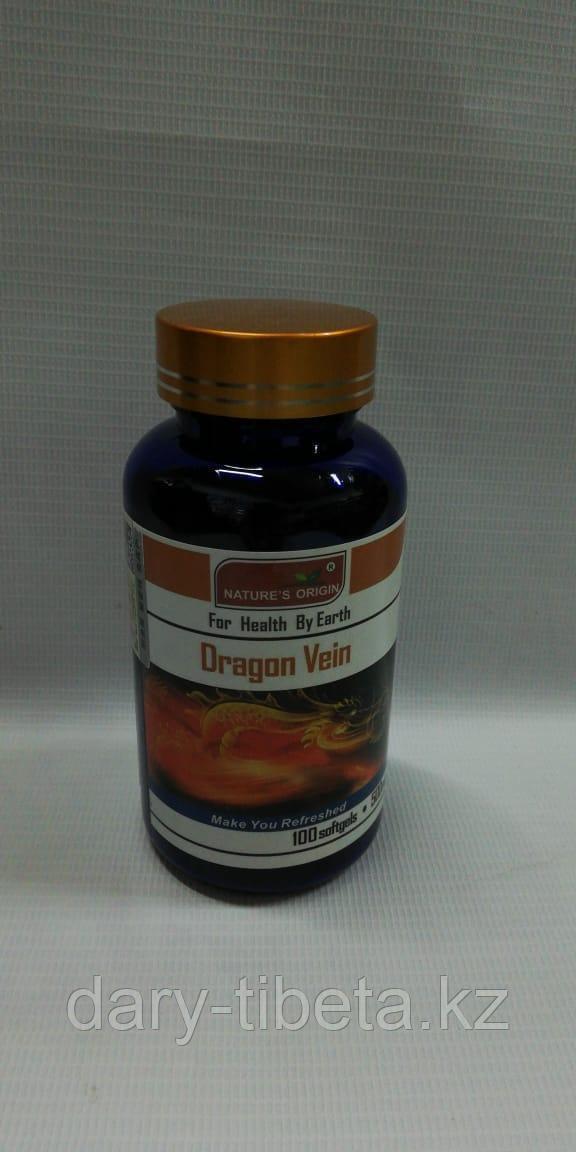 Капсулы для мужчин -  Dragon Vein