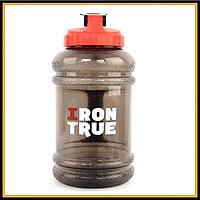 Бутыль Iron True 2200ml красная крышка