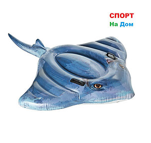 "Надувной плотик ""Скат"" Intex 57550 (188 х 145 см), фото 2"