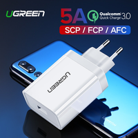 Ugreen Быстрая зарядка Quallcom QC 3.0 22.5w