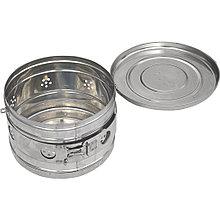 Коробка стерилизационная круглая КСК-18