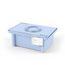 Бак (для предварительной стерилизации и дезинфекции )емкость 4,5 л(вместимостью 3л) цвет белый