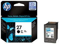 Картридж HP №27 black original