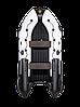 Лодка надувная моторно-гребная килевая Ривьера  3600 НДНД, Грузоподъемность: 750кг, Вместимость: 4 чел., Кол-в, фото 4