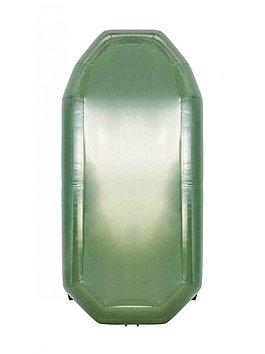 Лодка гребная надувная плоскодонная Таймень N 270, Грузоподъемность: 220кг, Вместимость: 2 чел., Кол-во отсеко
