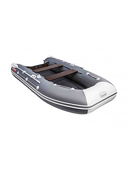 Лодка надувная моторно-гребная килевая Таймень 3400 НДНД, Грузоподъемность: 650кг, Вместимость: 4 чел., Кол-во