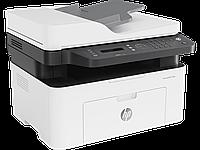 МФУHP 4ZB84A HP Laser MFP 137fnw Printer (A4) , Printer/Scanner/Copier/Fax, 1200 dpi, 20 ppm, 128 MB, 600 MHz