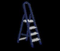 Стремянка стальная 4 ступени/ СИБРТЕХ