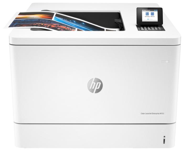 HP T3U44A Принтер цветной лазерный Color LaserJet Enterprise M751dn (A3)
