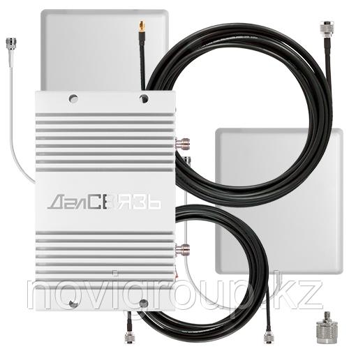 Комплект усиления сотовой связи DS-1800/2100-23 С3