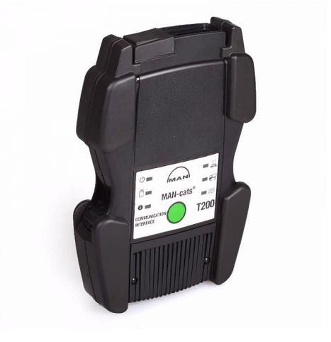 N27746 MAN T200 - дилерский автосканер для техники  MAN расширенный комплект