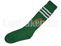 Футбольные детские гетры Real Madrid, зеленые