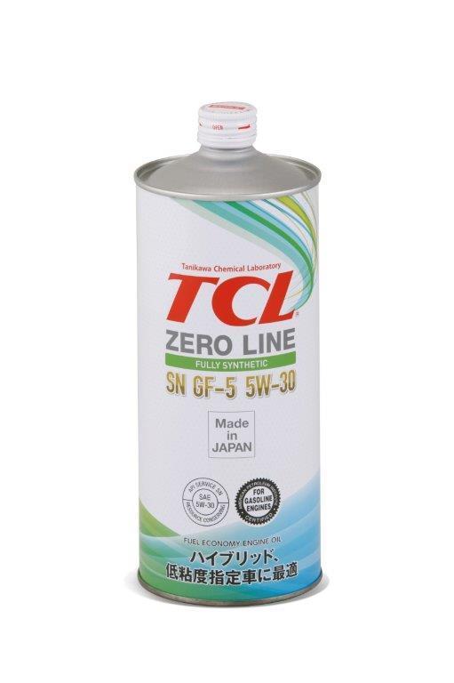 Японское моторное масло TCL Zero Line 5W-30 SN, GF-5 1L